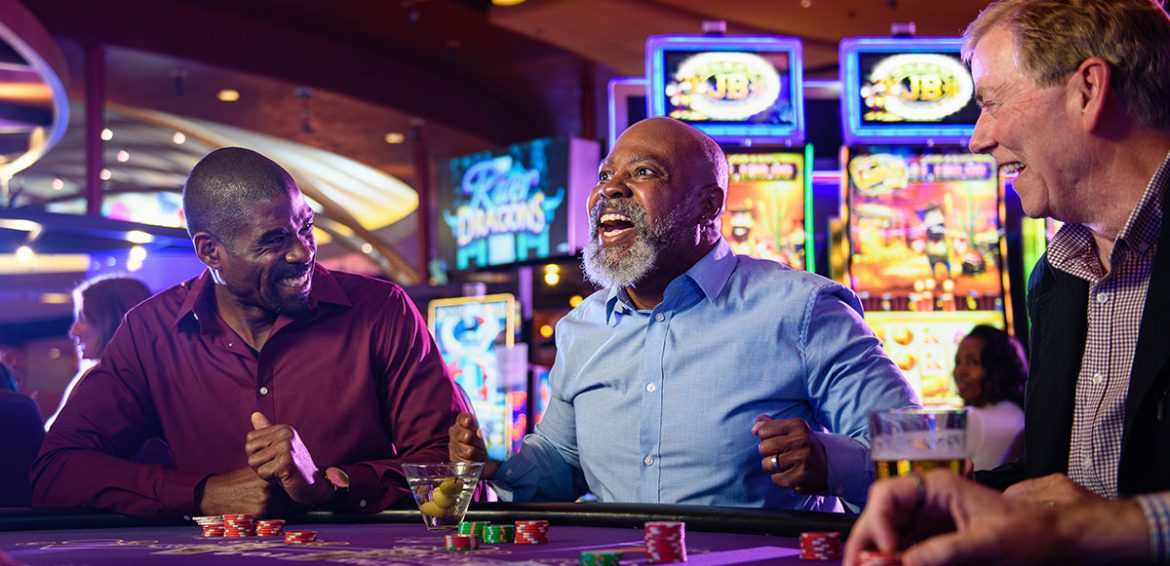 Assume About These Methods To change Your Gambling